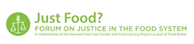 JustFood Conference Logo