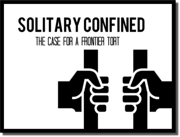 Solitary Confined Website Image