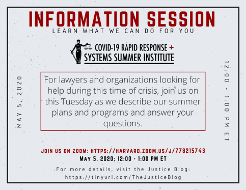 COVID19 Information Session Flyer 050520.